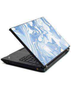 Blue Marbling Lenovo T420 Skin