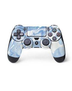 Blue Marbling PS4 Pro/Slim Controller Skin