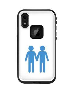 Blue Pride LifeProof Fre iPhone Skin