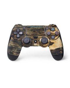 Blue Resin Wood PS4 Pro/Slim Controller Skin