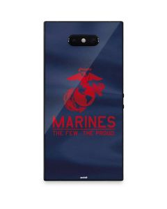 Blue Swirl Marines Razer Phone 2 Skin