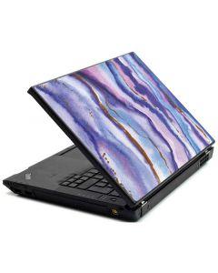 Blue Violet Watercolor Geode Lenovo T420 Skin