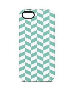 Blue White Chevron iPhone 5/5s/SE Pro Case
