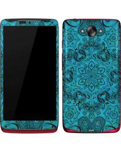 Blue Zen Motorola Droid Skin