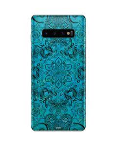 Blue Zen Galaxy S10 Plus Skin