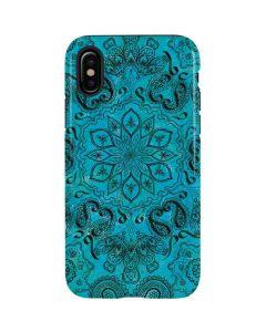Blue Zen iPhone X Pro Case