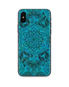 Blue Zen iPhone XS Max Skin