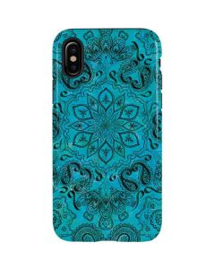 Blue Zen iPhone XS Pro Case