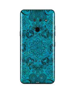 Blue Zen LG G8 ThinQ Skin