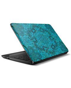 Blue Zen HP Notebook Skin
