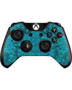 Blue Zen Xbox One Controller Skin