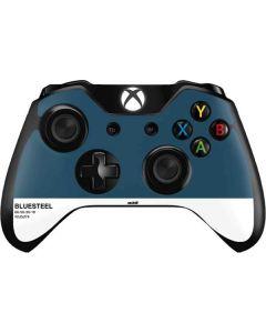Bluesteel Xbox One Controller Skin