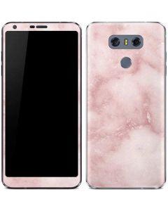 Blush Marble LG G6 Skin