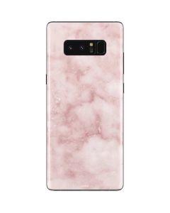 Blush Marble Galaxy Note 8 Skin