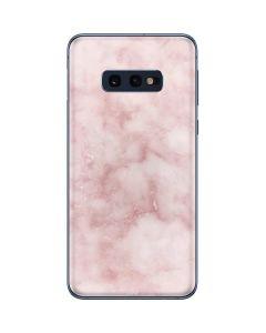 Blush Marble Galaxy S10e Skin
