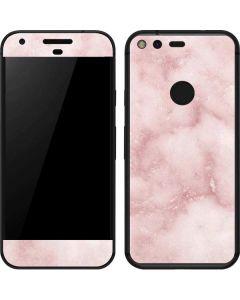 Blush Marble Google Pixel Skin