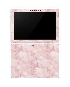 Blush Marble Surface Go Skin