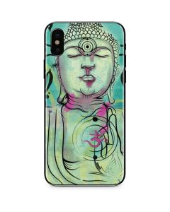 Bodhisattva iPhone X Skin
