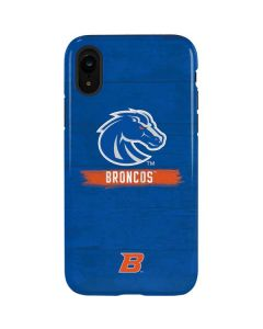 Boise State Broncos iPhone XR Pro Case