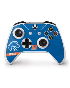 Boise State Broncos Xbox One S Controller Skin