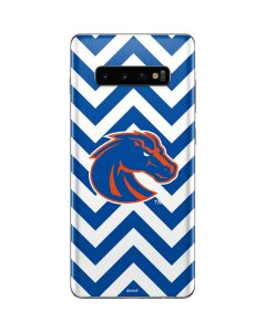 Boise State Chevron Galaxy S10 Plus Skin