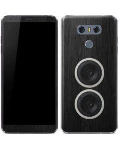 Boom Box Speakers LG G6 Skin