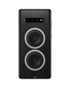 Boom Box Speakers Galaxy S10 Plus Skin