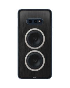 Boom Box Speakers Galaxy S10e Skin