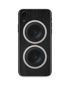 Boom Box Speakers iPhone XR Skin