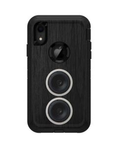 Boom Box Speakers Otterbox Defender iPhone Skin