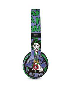 Boss Joker - Classic Joker Beats Solo 2 Wireless Skin