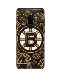 Boston Bruins Blast Galaxy S9 Plus Skin