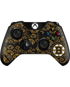 Boston Bruins Blast Xbox One Controller Skin