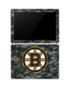 Boston Bruins Camo Surface Go Skin
