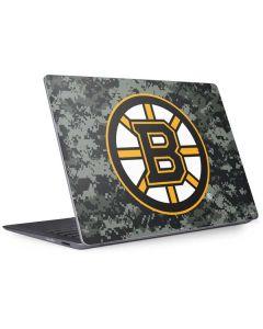 Boston Bruins Camo Surface Laptop 2 Skin
