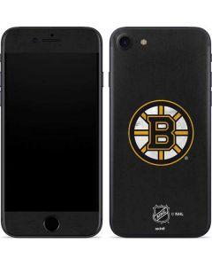 Boston Bruins Distressed iPhone 7 Skin