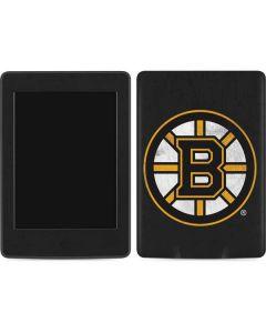 Boston Bruins Distressed Amazon Kindle Skin