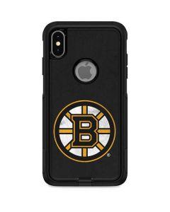 Boston Bruins Distressed Otterbox Commuter iPhone Skin