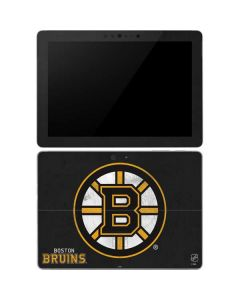 Boston Bruins Distressed Surface Go Skin