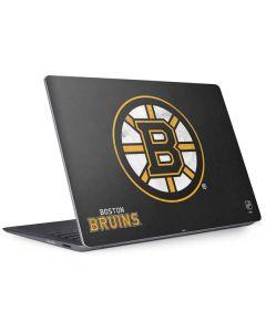 Boston Bruins Distressed Surface Laptop 2 Skin