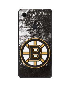 Boston Bruins Frozen Google Pixel 3 XL Skin
