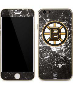 Boston Bruins Frozen iPhone 6/6s Skin