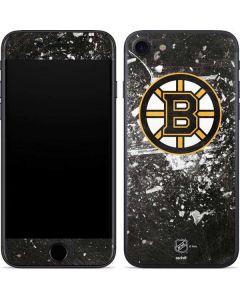Boston Bruins Frozen iPhone 7 Skin