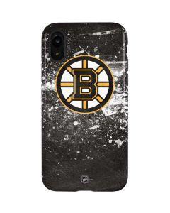 Boston Bruins Frozen iPhone XR Pro Case