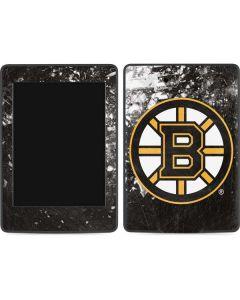 Boston Bruins Frozen Amazon Kindle Skin