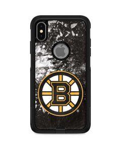 Boston Bruins Frozen Otterbox Commuter iPhone Skin