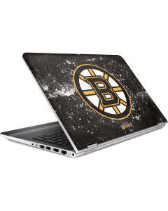 Boston Bruins Frozen HP Pavilion Skin