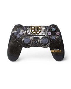 Boston Bruins Frozen PS4 Controller Skin