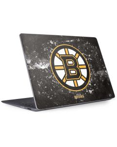 Boston Bruins Frozen Surface Laptop 2 Skin