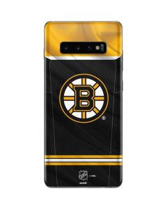 Boston Bruins Home Jersey Galaxy S10 Plus Skin